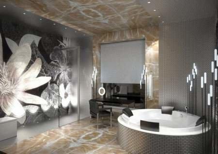 Капитальный ремонт ванной комнаты в квартире